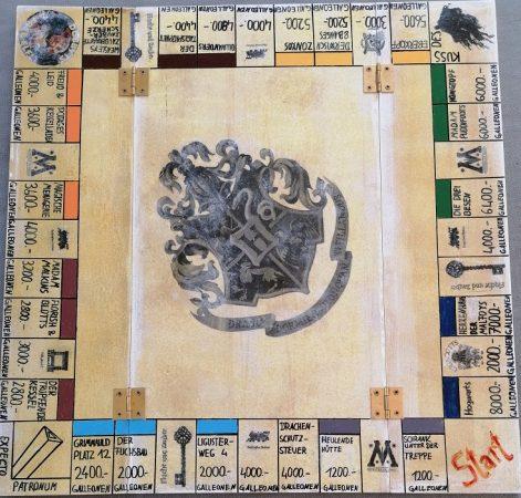 Harry Potter Monopoly von Ben B.