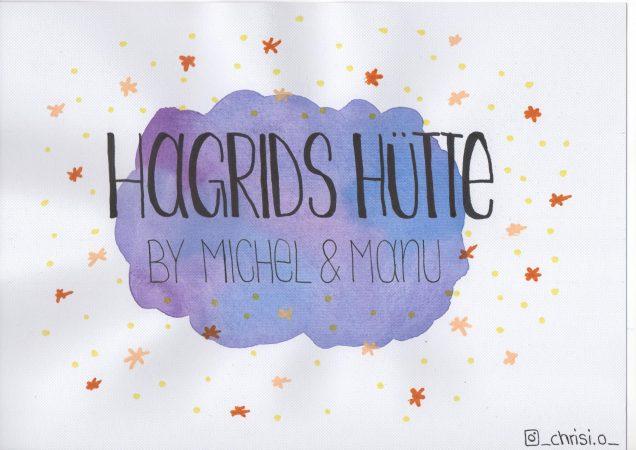 Von Chrisi: Hagrids Hütte