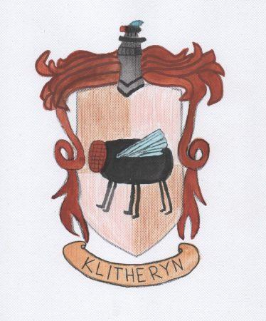 Von Chrisi: Klitheryn Wappen