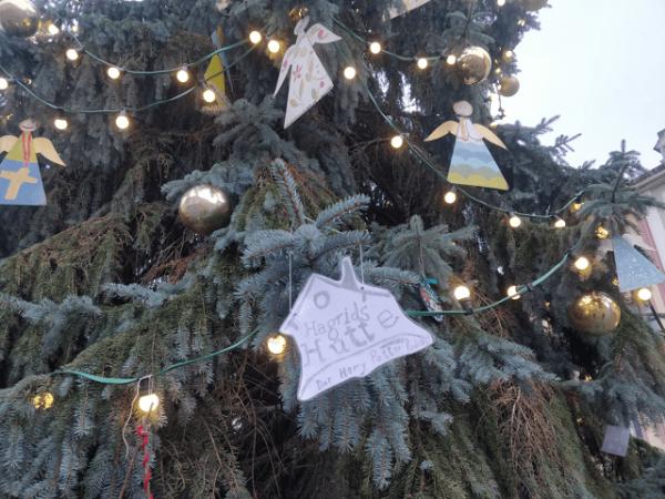 Hagrids Hütte Ornament von Kurt K.