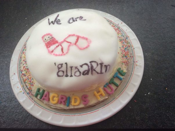 Glytherin Kuchen von Leyla D.