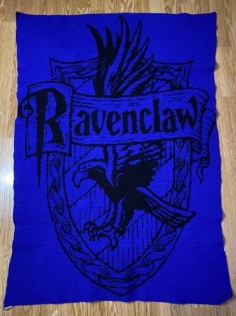 Ravenclaw Wappen von Patricia M.