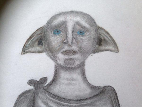 Von Svea: Dobby Zeichnung