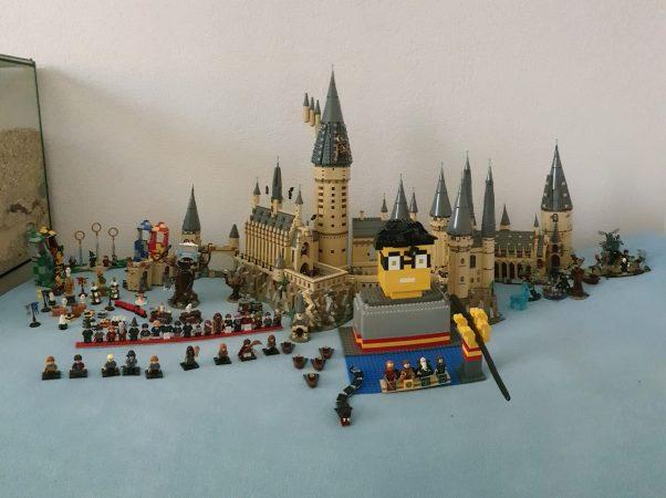 Lego Hogwarts von Timon