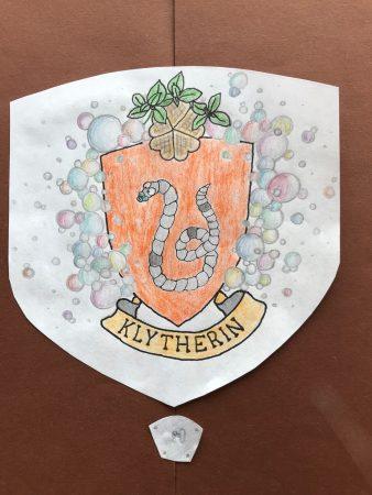 Von Frida: Klytherin Wappen